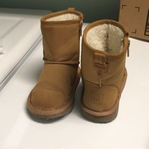 Girls GAP lined boots